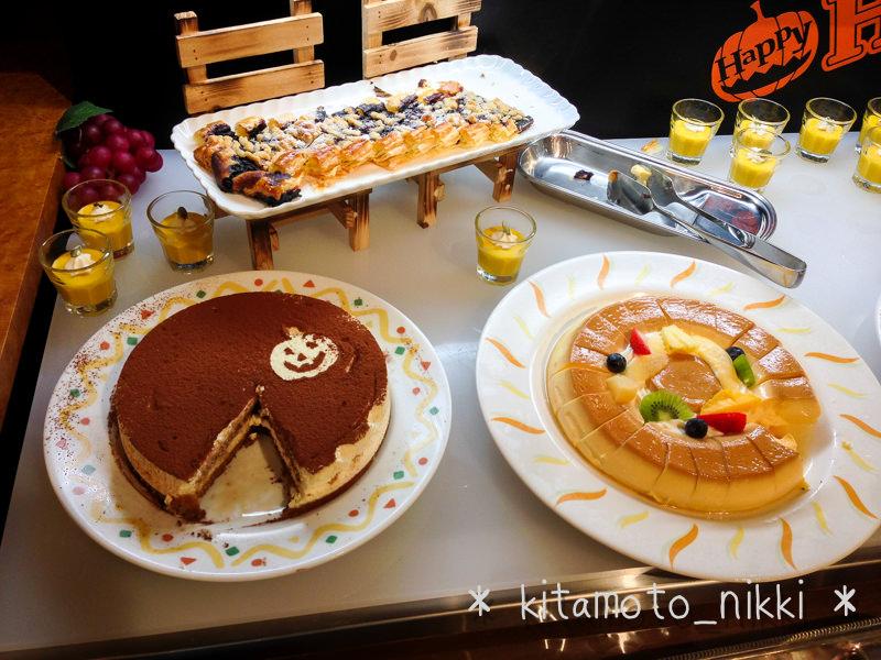 浦和ロイヤルパインズホテルのブッフェレストラン「ミケーラ」でランチ!