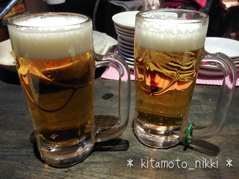 廣備(ひろびん)生ビール飲み比べ投票会!勝者はどっちだ!?