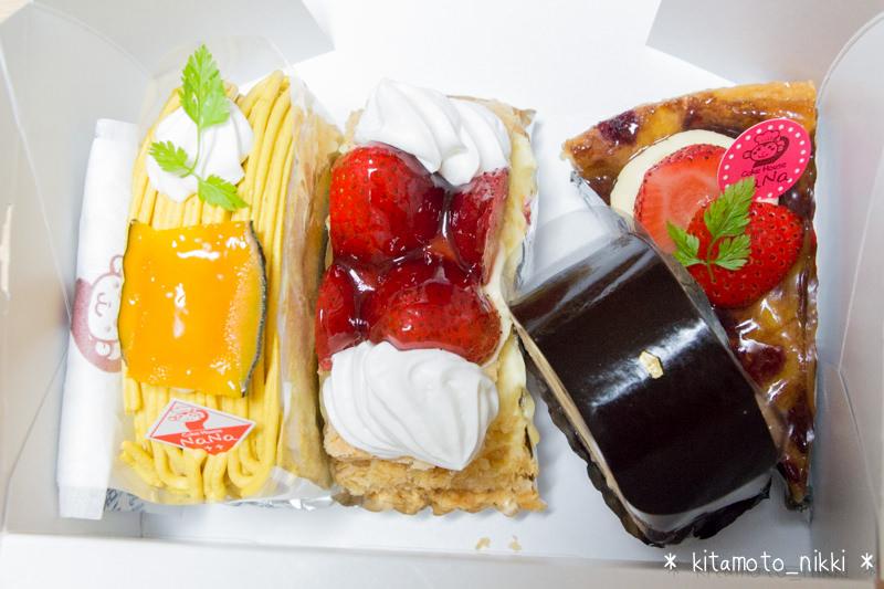 【北本・ケーキ】Cake House NaNa(ケーキハウス・ナナ)