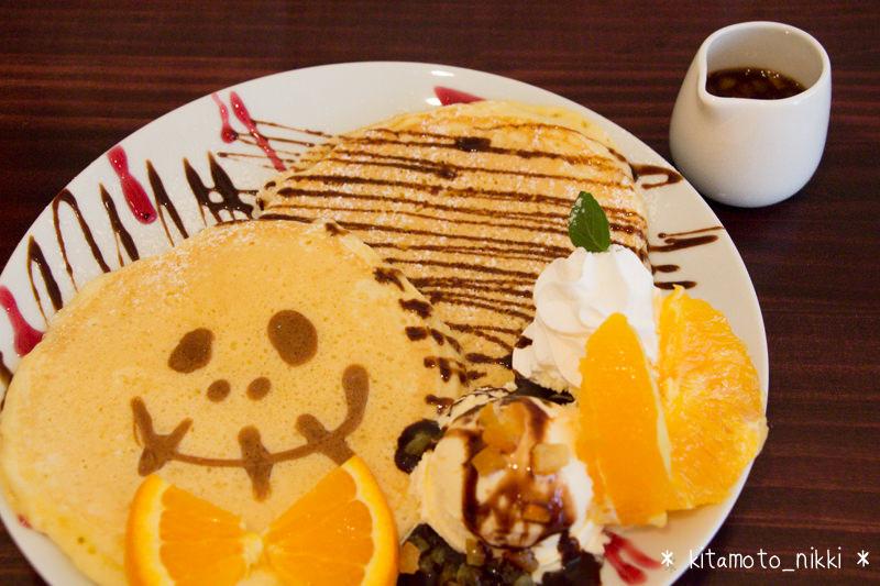 【大宮・カフェ】ココロバのハロウィンパンケーキがすごかった!