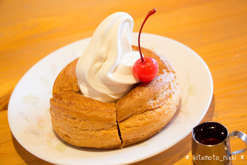 【コメダ珈琲でモーニング】トースト&ゆでたまごが嬉しい