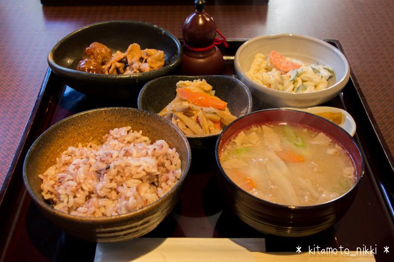 【上尾・カフェ】「山本屋又右衛門」でほっこり和膳ランチ♪ 〜食レポ編〜