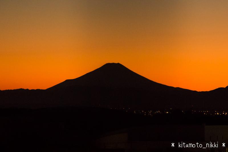 ベニバナウォークの屋上最高!見晴らし良くて富士山もバッチリ!