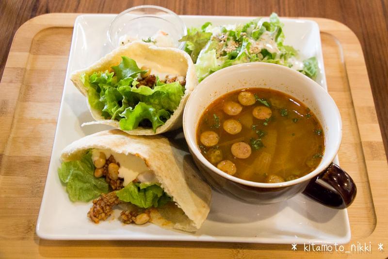 【上尾・カフェ】cafe komibou(コウミボウ)で美味しい珈琲とランチを楽しむ。