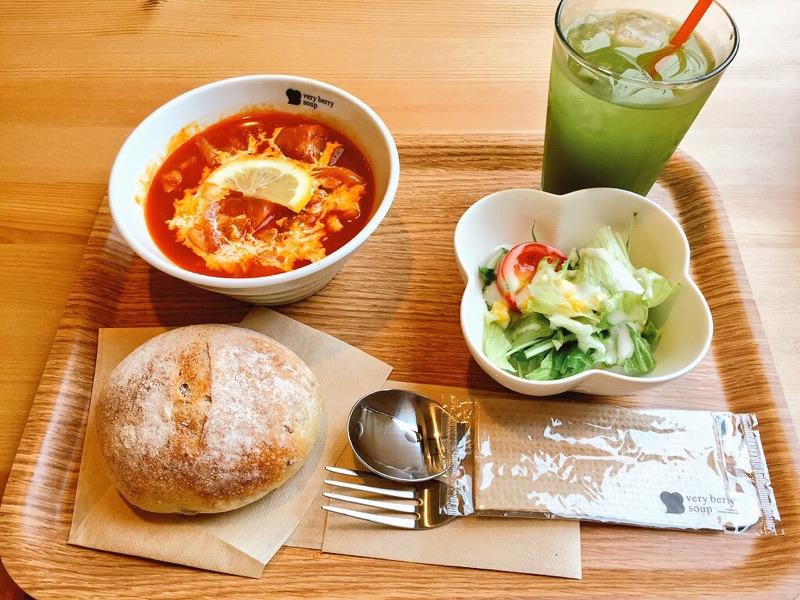【ベリーベリースープ北本店】オープン日に行ってきたレポ!