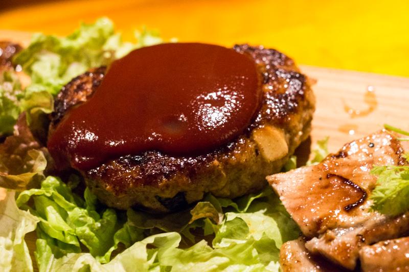 【おたふくで肉三昧!】念願の「香り豚ハンバーグ」食べてきた!