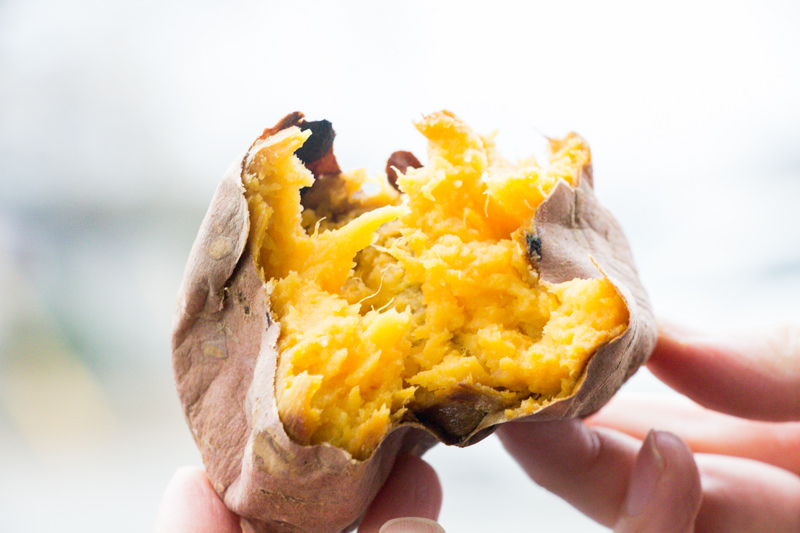 焼き芋、干し芋、芋ジャム… 熊谷「芋屋TATA」で芋三昧!