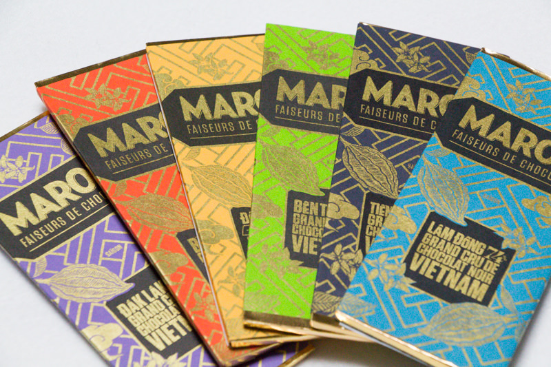 シングルオリジンチョコレート「MAROU(マルゥ)」食べてみた!【常盤珈琲焙煎所で買える】