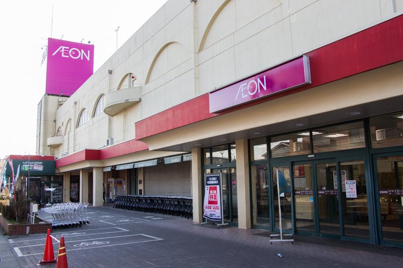 イオン 北本店が閉店を発表 閉店時期はまだ不明