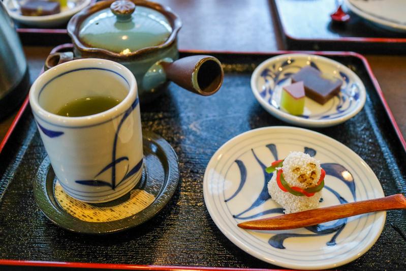 【高崎・あづきや茶房】ワンコインで本格和菓子&お茶セットが楽しめる隠れ家和カフェ