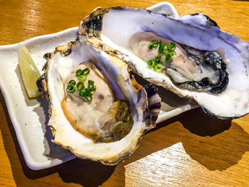【北本の貝や。1周年】生牡蠣無料!超おトクなフェアを実施中 7月31日まで