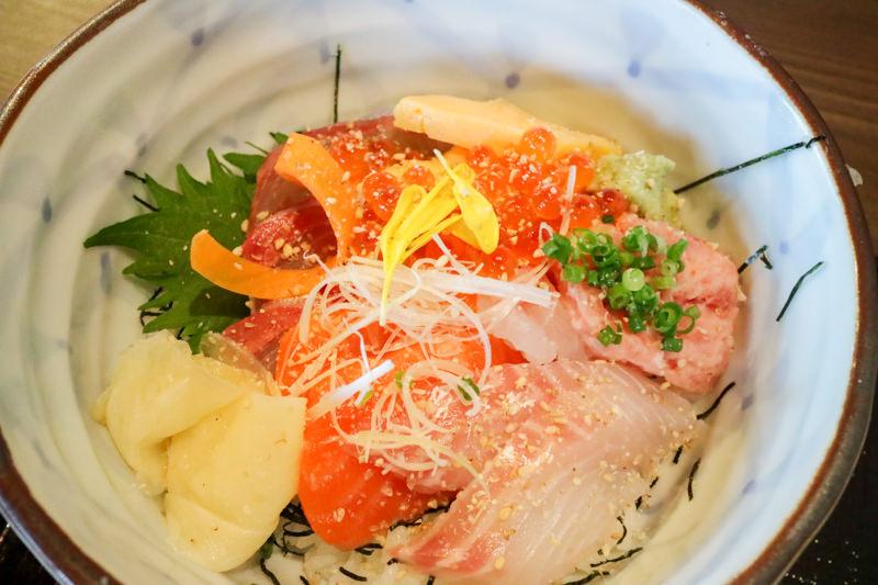 【蓮田】灯楽や(とらや)の和食ランチ
