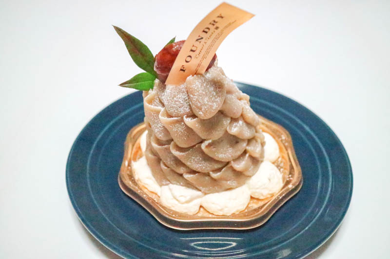 【大宮・ケーキ】ファウンドリーのケーキを食べてみた!