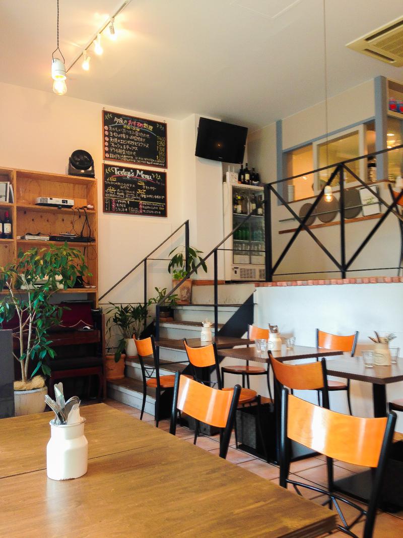 浦和の隠れ家、Goodies Cafe(グッディーズカフェ)でのんびりランチ♪