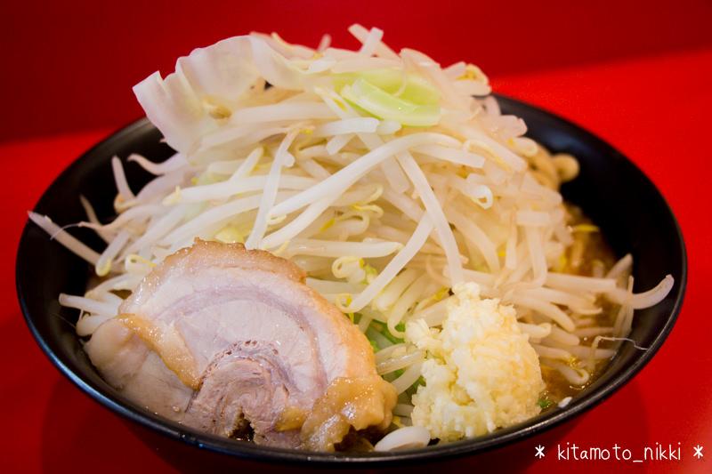【北本・ラーメン】ドンキタモトのガッツリ濃厚ラーメン!ニンニク入れましょう!!