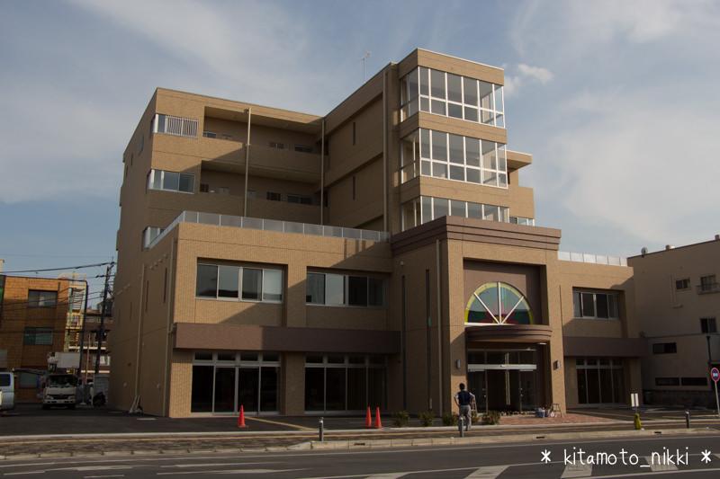 アイランドキッチンが嬉しい♪ 3階4階は賃貸 北本駅前「カイケンビル」 1LDK 7万円〜