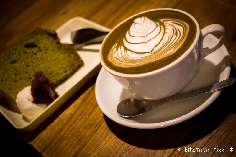 【北本・カフェ】カラクの新メニュー「抹茶ラテ」「ほうじ茶ラテ」飲んでみた!【ランパス利用】