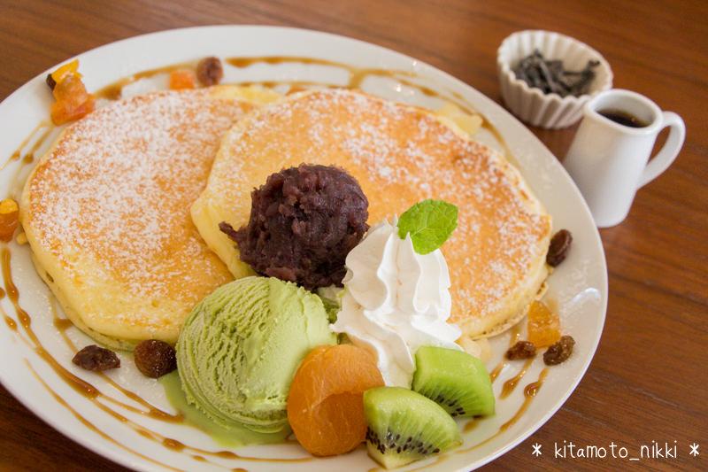 【大宮・カフェ】ココロバの新作「和風パンケーキ」「バナナとバニラのシェイク」食べてきた!