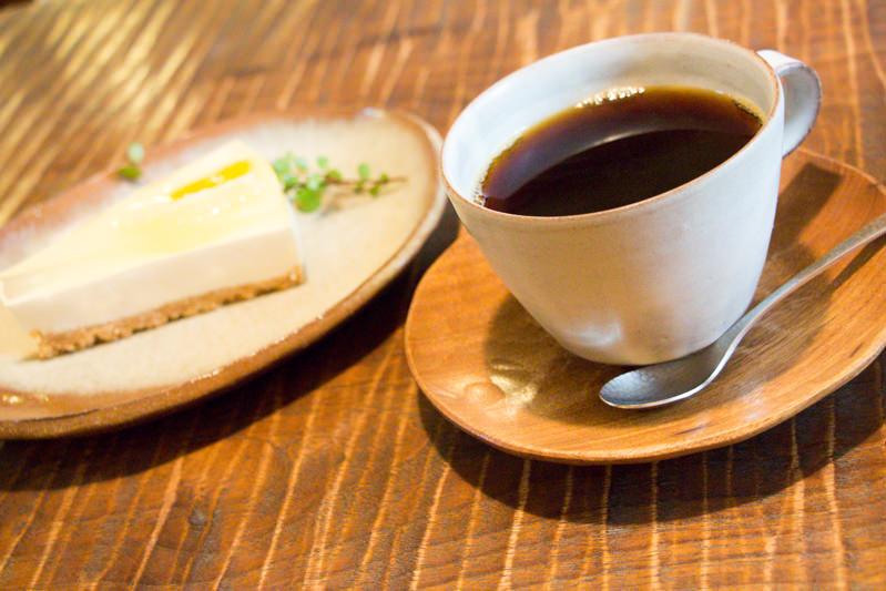 【伊奈町・カフェ】森の音珈琲の野菜サンド&手作りスイーツでカフェタイム♪