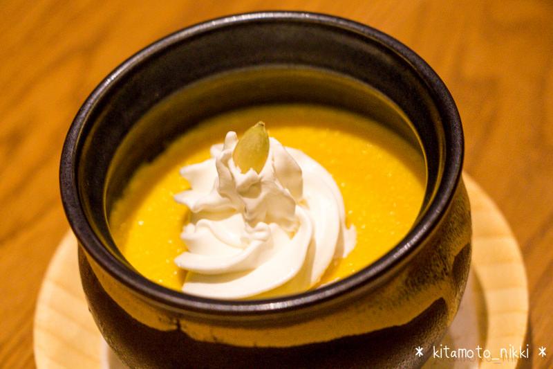【一凛珈琲 北本店】秋限定メニュー「かぼちゃのプリン」食べてきた!