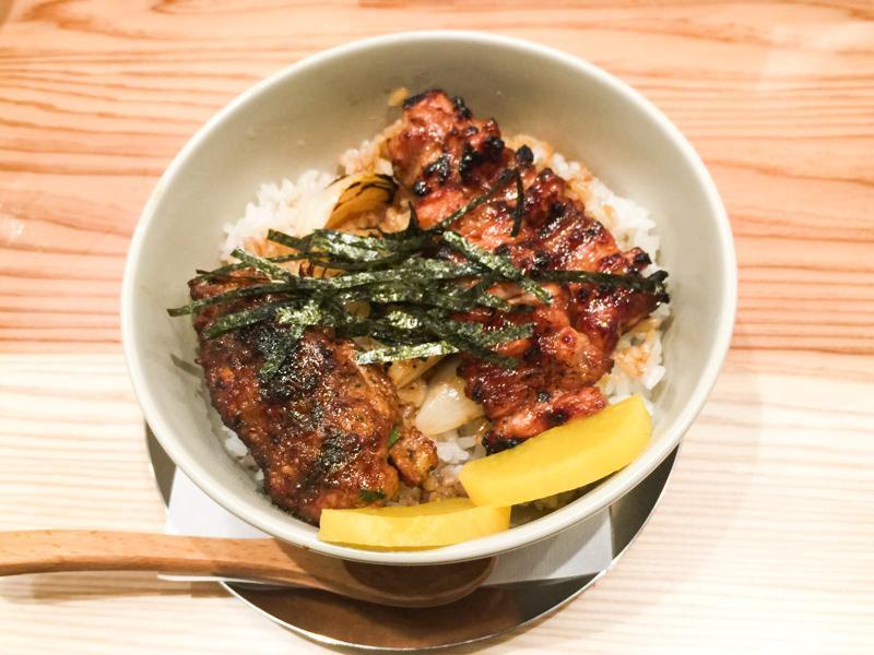 やきとり 将太に行ってきた!Part.2 〜シメのやきとり丼とスープが最強コンビ〜