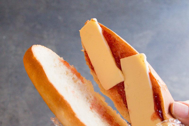【行田・パン屋】「翠玉堂」のネタじゃない方のパンの食レポ