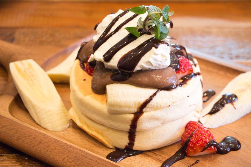 「プランピーパンケーキス」に行ってきた!ふわっふわ厚焼きパンケーキで至福のランチタイム【伊奈町・カフェ】