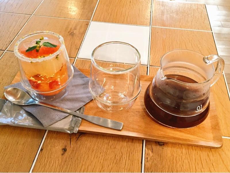 【青山・カフェ】クチューム(COUTUME)でスチームパンクコーヒー初体験!