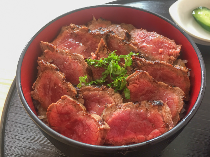 「上尾ごはん」に行ってきた! 「赤城牛ステーキ丼+そののちカレー」が最高すぎる
