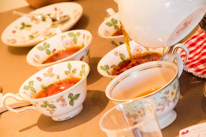 スイーツ紅茶会Facebookページ