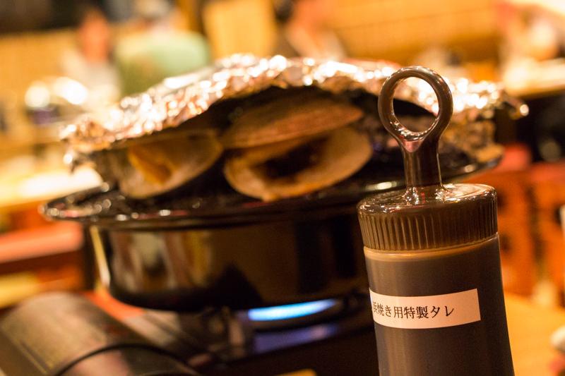 「貝や。」へ行ってきた! 食レポ編 〜浜焼き、やるってよ!〜
