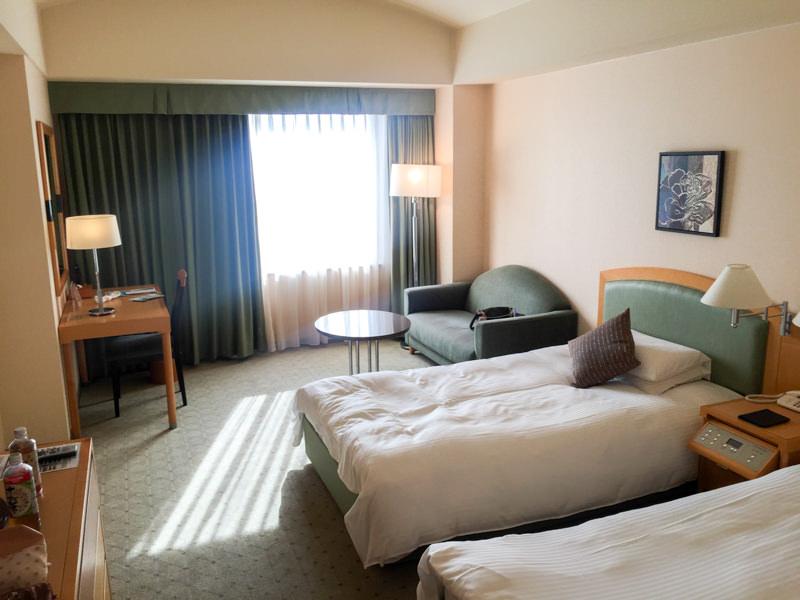 【浦和ロイヤルパインズホテル宿泊記】埼玉が誇るハイクラスシティホテルに泊まってみた!