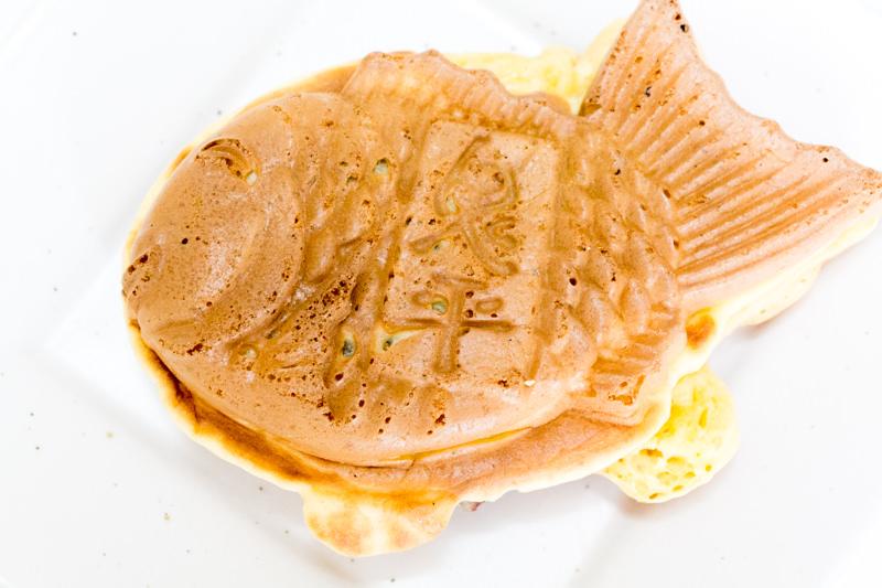 【羽生PAグルメ(上り)】文楽焼本舗の「お好み鯛焼き」食べてみた!