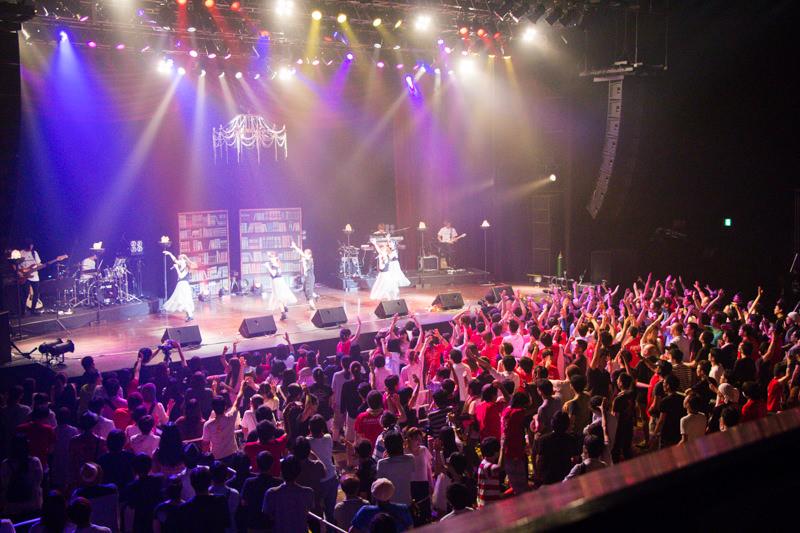バンド携え未来を切り開く STARMARIE単独公演「FANTASY CIRCUS 〜第三幕 スペル・オブ・ザ・ブック〜」が史上最高! #スタマリ #スタマリ最高