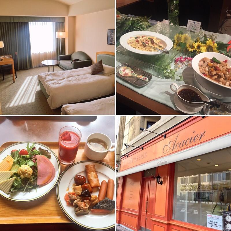 【計画的家出のすすめ】埼玉でプチ贅沢を楽しむなら、浦和ロイヤルパインズホテルで決まり!