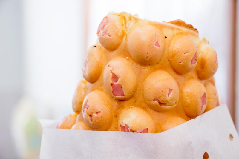 【もっちり庵】賞味期限たったの15分!?謎のお菓子「ぽこぽこ」の正体を探ってきた!