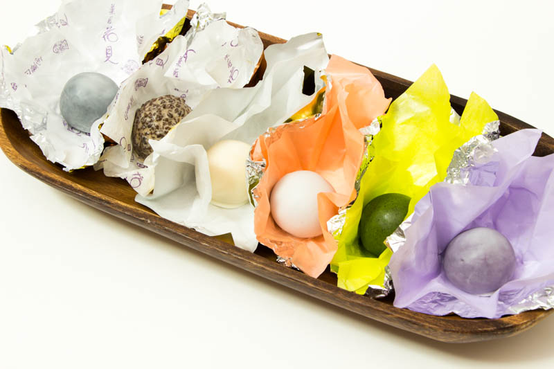 【浦和銘菓】菓匠花見の「白鷺宝(はくろほう)」全種類食べてみた!