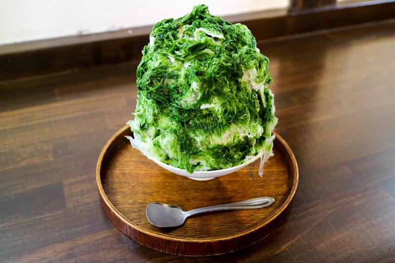 【茶の西田園】熊谷のかき氷「雪くま」食べてきた お茶屋さんの濃厚抹茶かき氷が激ウマ!