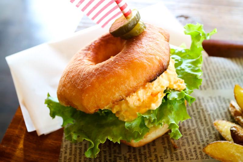 【群馬・カフェ】サザンメイドカフェへ行ってきた!アメリカ発祥のドーナツ店 安くておしゃれで食事メニューも豊富