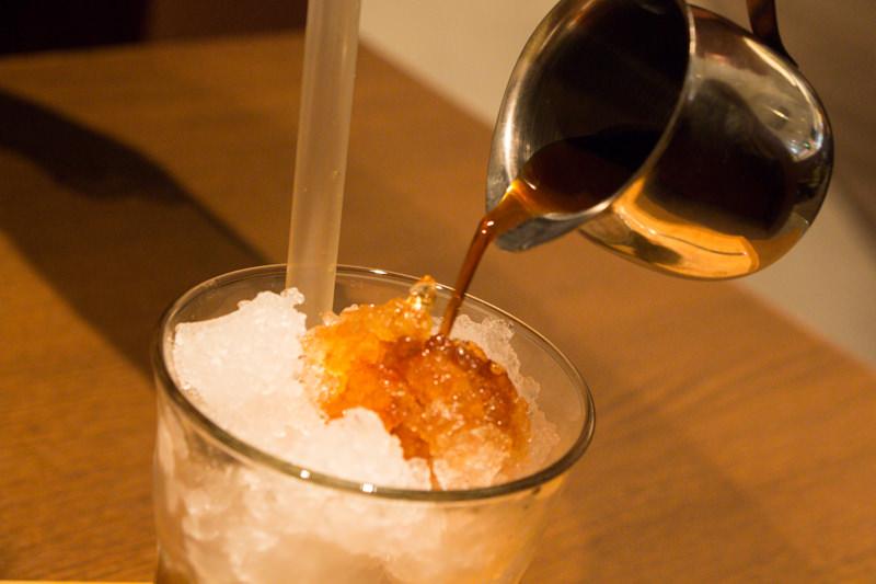 【上島珈琲店】エチオピア・モカのコーヒーグラニータを飲んでみた!【夏限定】