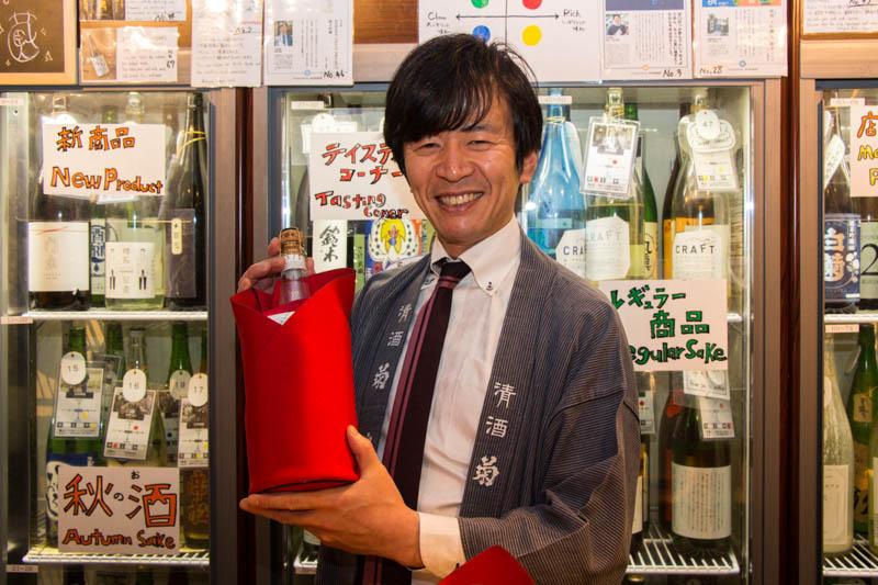 「日本酒文化を盛り上げたい!」埼玉県深谷の老舗酒造をシャープが技術で支援する氷点下スパークリング日本酒「白那 -HAKUNA-」 クラウドファンディングで支援受付中!