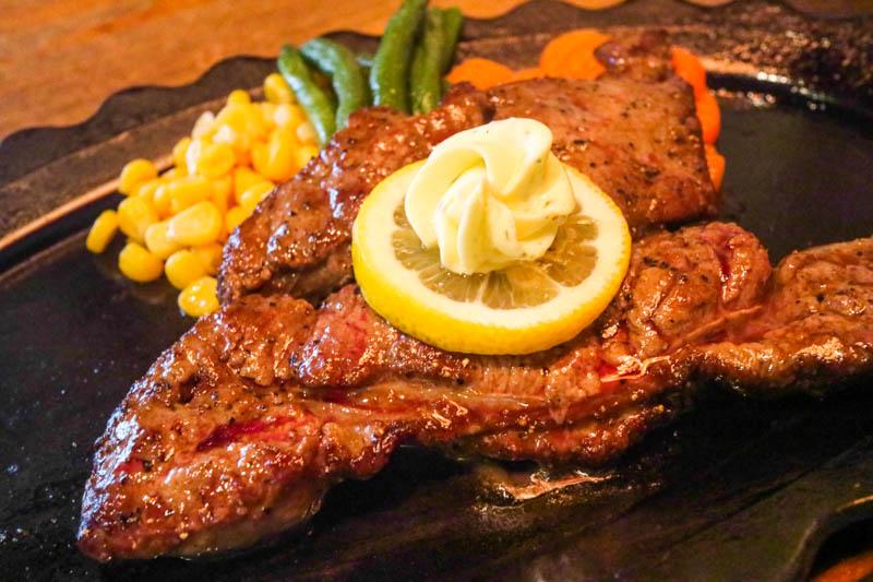 熊谷の「レストラン高原」へ行ってきた!〜10ドルステーキと昔ながらのプリン〜